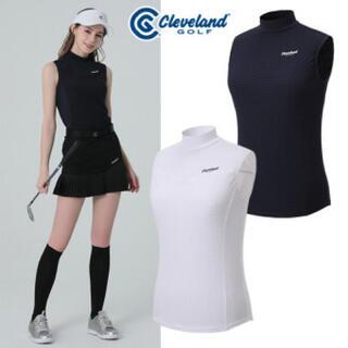 クリーブランドゴルフ(Cleveland Golf)のCleveland golf クリーブランド ゴルフ 韓国 ノースリーブ(ウエア)