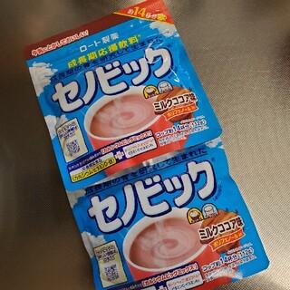 ロートセイヤク(ロート製薬)のまりごり様専用 セノビック ミルクココア味 112g✕3袋(その他)