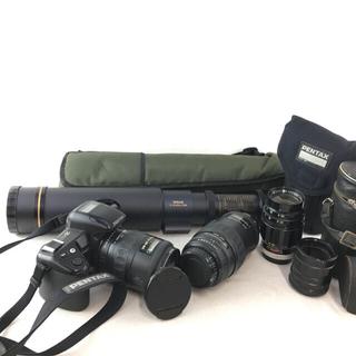 PENTAX - PENTAX ペンタックス など 一眼レフ カメラ レンズ アクセサリー セット