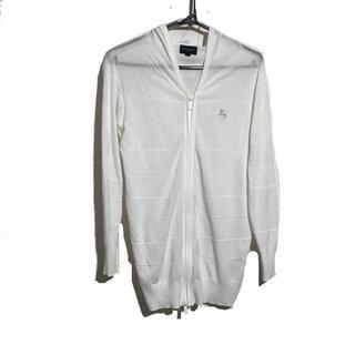 BURBERRY - バーバリーゴルフ パーカー サイズ1 S 白