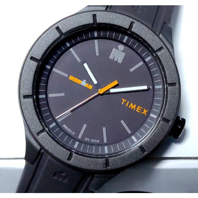 TIMEX(タイメックス)のやっすん様々専用 TIMEX アイアンマン チャコールグレー 激レア アナログ! メンズの時計(腕時計(アナログ))の商品写真