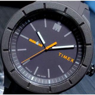 タイメックス(TIMEX)のTIMEX タイメックス アイアンマン チャコールグレー 激レア アナログ!(腕時計(アナログ))