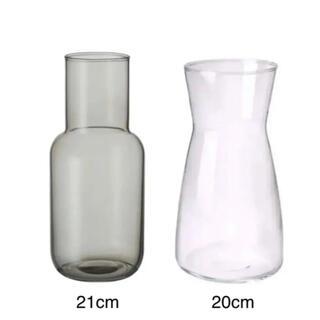 IKEA - イケア 花瓶 フラワーベース  シリンダー ガラス おしゃれ 北欧 イケア