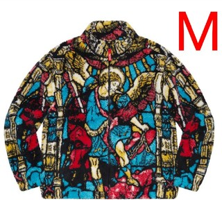 Supreme - シュプリーム Saint Michael Fleece Jacket M