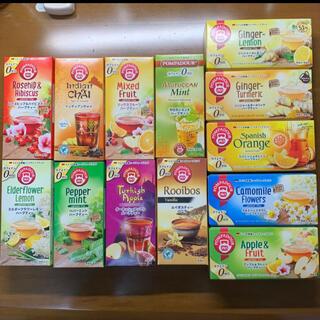 ポンパドール(POMPADOUR)のポンパドール ハーブティー 13種 お試しセット(茶)