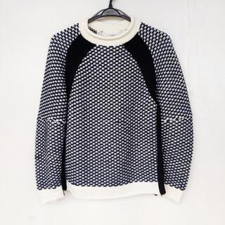 サカイラック(sacai luck)のサカイラック 長袖セーター サイズ1 S美品 (ニット/セーター)