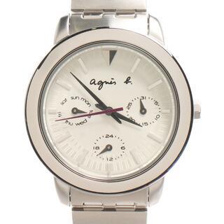 agnes b. - アニエスベー Agnes b. 腕時計   V33J-0AL0 レディース
