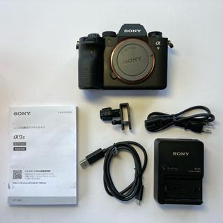 SONY - 【GW特別価格】Sony α9II ILCE-9M2【保証書期間あり】