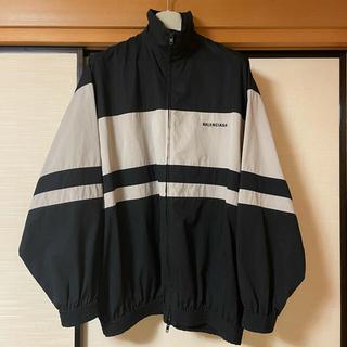 バレンシアガ(Balenciaga)のBALENCIAGA ナイロン トラックスーツジャケット 46(ナイロンジャケット)