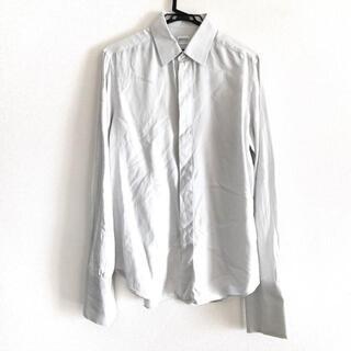 アルマーニ コレツィオーニ(ARMANI COLLEZIONI)のアルマーニコレッツォーニ 長袖シャツ 39 -(シャツ)