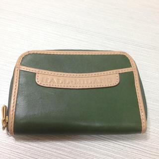 ハルミラノ(HALL MILANO)のハルミラノ   小銭入れ  財布(コインケース)