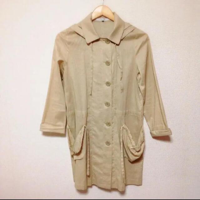 LE CIEL BLEU(ルシェルブルー)の【ENCHANTEMENT…?】トレンチコート レディースのジャケット/アウター(トレンチコート)の商品写真