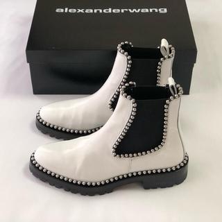 アレキサンダーワン(Alexander Wang)の【ソクジン様専用】ALEXANDER WANG  ショートブーツ 37.5(ブーツ)