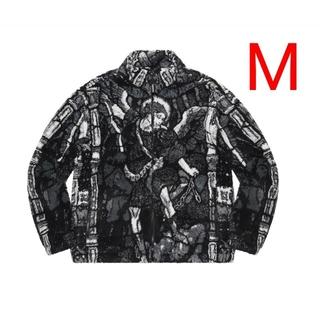 シュプリーム(Supreme)のシュプリーム Saint Michael Fleece Jacket(ブルゾン)