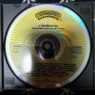 コーラスライン CD(映画音楽)