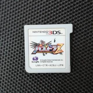 ニンテンドー3DS(ニンテンドー3DS)のパズドラZ ②(携帯用ゲームソフト)