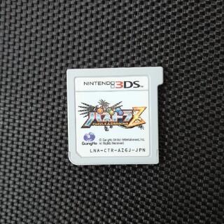 ニンテンドー3DS(ニンテンドー3DS)のパズドラZ ①(携帯用ゲームソフト)