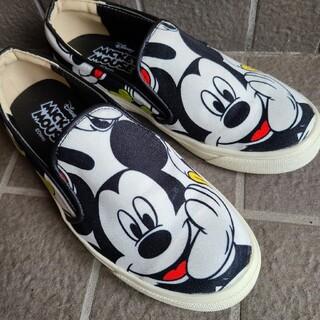 ディズニー(Disney)のディズニースリッポン(スニーカー)
