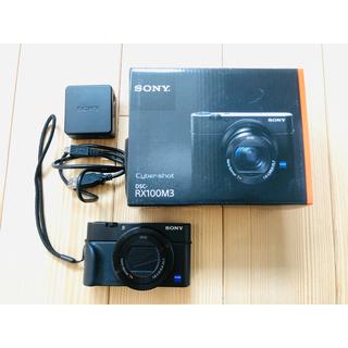ソニー(SONY)のRX100Ⅲ SONY RX100M3(コンパクトデジタルカメラ)