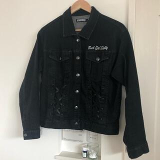 ジディー(ZIDDY)のZIDDY  子供服Gジャン  デニムジャケット (ジャケット/上着)