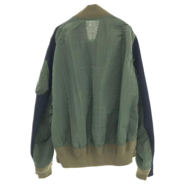 sacai(サカイ)のSacai サカイ ボンバージャケット メンズのジャケット/アウター(その他)の商品写真