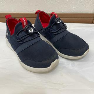 グラビス(gravis)のGravis グラビス スニーカー 20cm ネイビー スリッポン 運動靴(スニーカー)