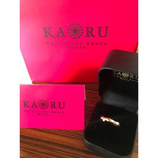 カオル(KAORU)の新品 KAORU  ミモザリング L(リング(指輪))