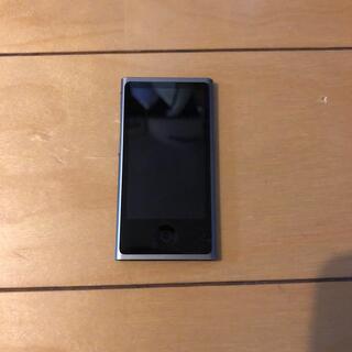 アイポッド(iPod)のiPod nano 第七世代 ジャンク(ポータブルプレーヤー)