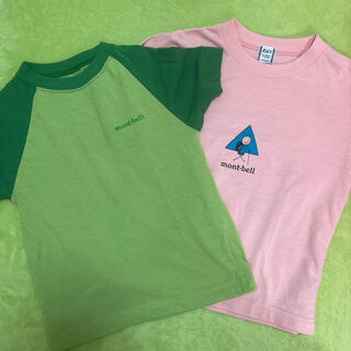 mont bell - mont-bell Tシャツ 2枚セット