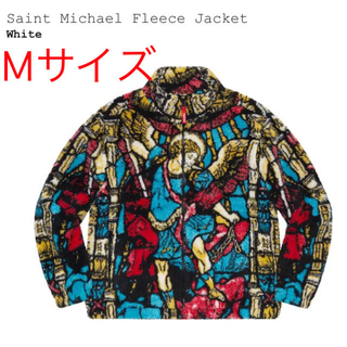 Supreme - Supreme Saint Michael  Fleece Jacket M