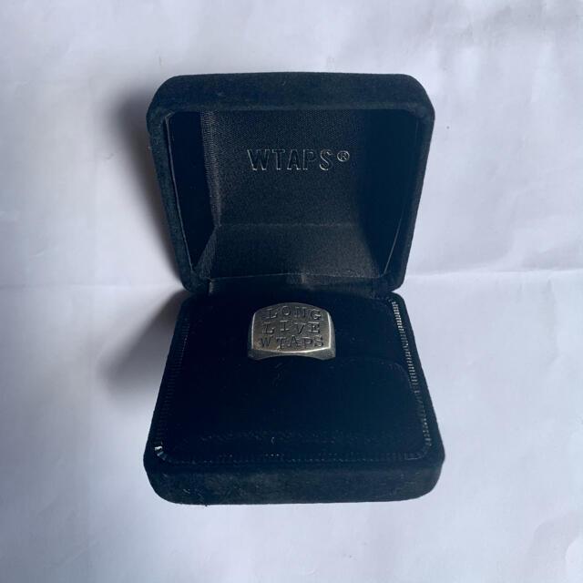W)taps(ダブルタップス)の希少 WTAPS / KNUCKLE RING / MASA SCULP 指輪 メンズのアクセサリー(リング(指輪))の商品写真