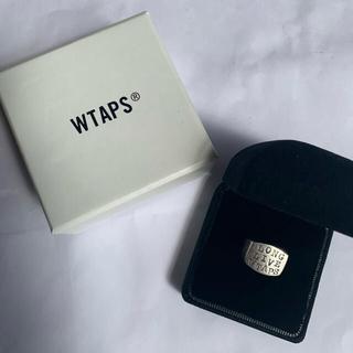 W)taps - 希少 WTAPS / KNUCKLE RING / MASA SCULP 指輪