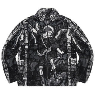Supreme - 新品 送料無料 Supreme Saint Michael Fleece 黒 S