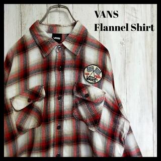 ヴァンズ(VANS)のVANS バンズ チェックシャツ カジュアル ウールシャツ(シャツ)