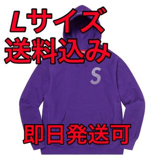 シュプリーム(Supreme)のSwarovski® S Logo Hooded Sweatshirt L(パーカー)
