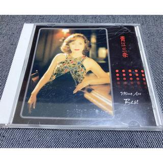 青江三奈 ベスト CD(演歌)