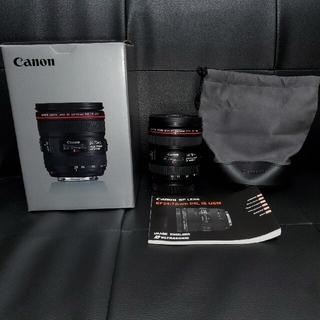 キヤノン(Canon)のCanon EF24-70mm f4 L IS USM(レンズ(ズーム))