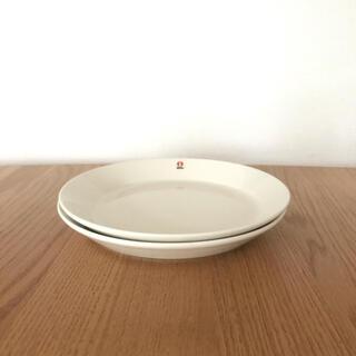 イッタラ(iittala)のイッタラ☆ティーマ☆21cmプレート☆2枚セット☆ホワイト(食器)