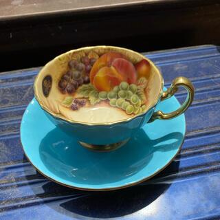 エインズレイ(Aynsley China)のコーヒーカップ(グラス/カップ)