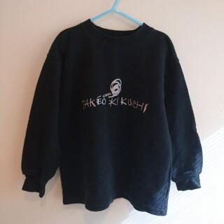 タケオキクチ(TAKEO KIKUCHI)のタケオキクチ トレーナー 110(Tシャツ/カットソー)