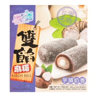 台湾の味♪タロイモミルク味 タロイモもち(菓子/デザート)