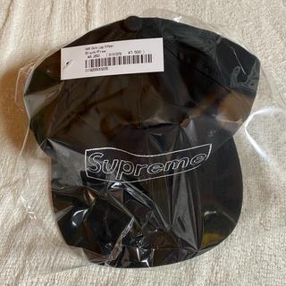 シュプリーム(Supreme)のSupreme KAWS Chalk Logo 5-Panel 黒 Black(キャップ)