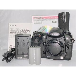 富士フイルム - 【Nikon用】FUJIFILM FINEPIX S5 PRO