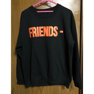 FREAK'S STORE - VLONE / Friends Crew Sweatshirt