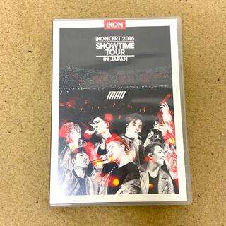 iKON - iKONCERT 2016 SHOWTIME TOUR IN JAPAN DVD
