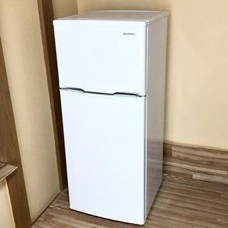 アイリスオーヤマ - アイリスオーヤマ 2019年製冷凍冷蔵庫 118L AIRD-S12A-S3