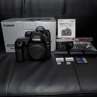 キヤノン(Canon)のCanon EOS 5D mark4+バッテリーグリップ等(デジタル一眼)