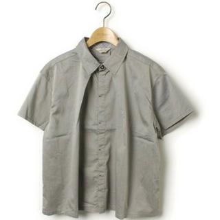 ダブルネーム(DOUBLE NAME)のDOUBLE NAME 半袖シャツ(シャツ/ブラウス(半袖/袖なし))