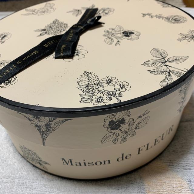 Maison de FLEUR(メゾンドフルール)のメゾン ド フルール トートバッグ レディースのバッグ(トートバッグ)の商品写真