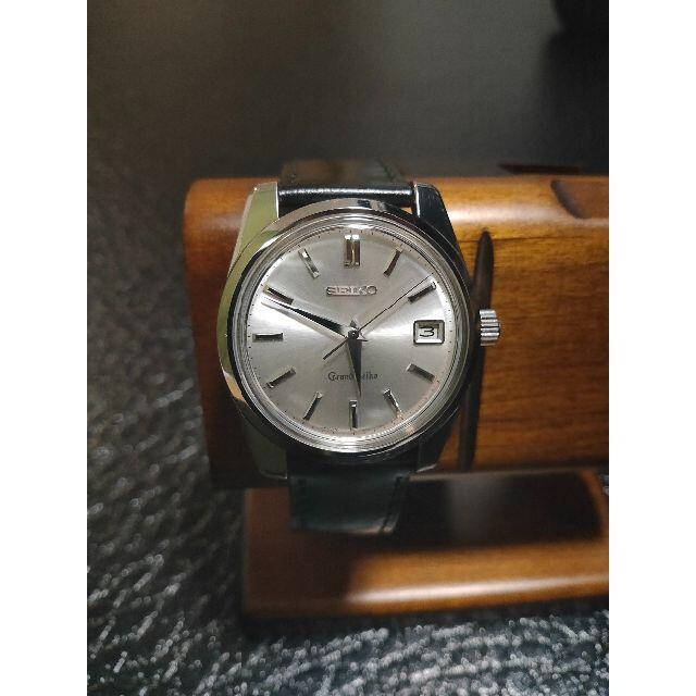 Grand Seiko(グランドセイコー)の【Takus様専用】グランドセイコー SBGV009 GSセルフデーター  メンズの時計(腕時計(アナログ))の商品写真